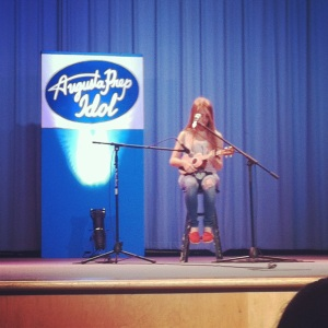 2013 Prep Idol Winner